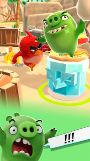 Download Angry Bird Action v2.6.2 Apk Screenshot 3