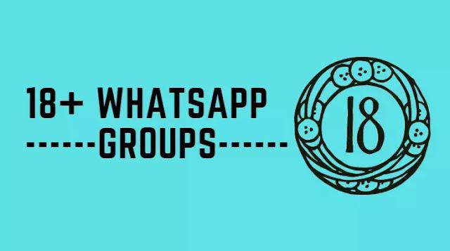 18+ Whatsapp Groups 2020