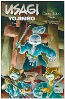 Usagi Yojimbo de Sakai comic samurai