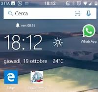 Scarica Microsoft Edge per Android e iPhone