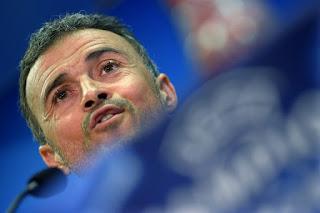 Enrique Khawatir dengan Ancaman Atletico Madrid