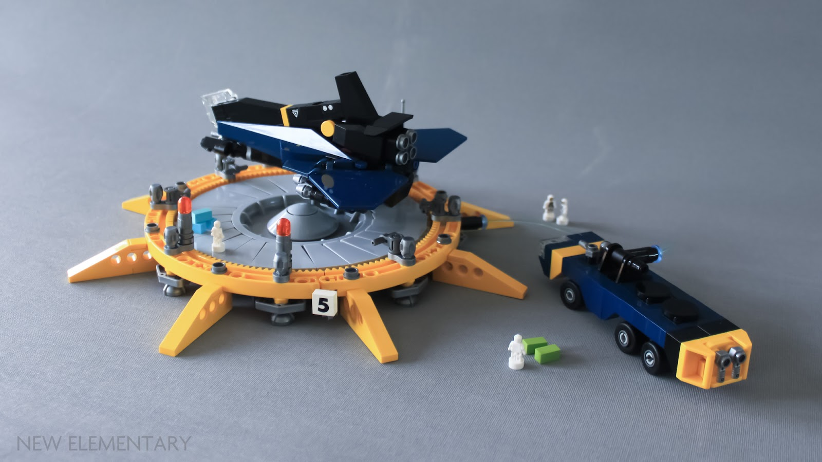 New Elementary Lego Parts Sets And Techniques 2019