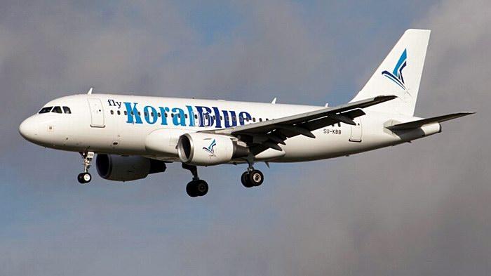 خطوط كورال بلو الجوية KoralBlue Airlines
