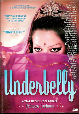 Underbelly: a year in the life of a dancer by Princess