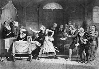 Los juicios por brujería de Salem
