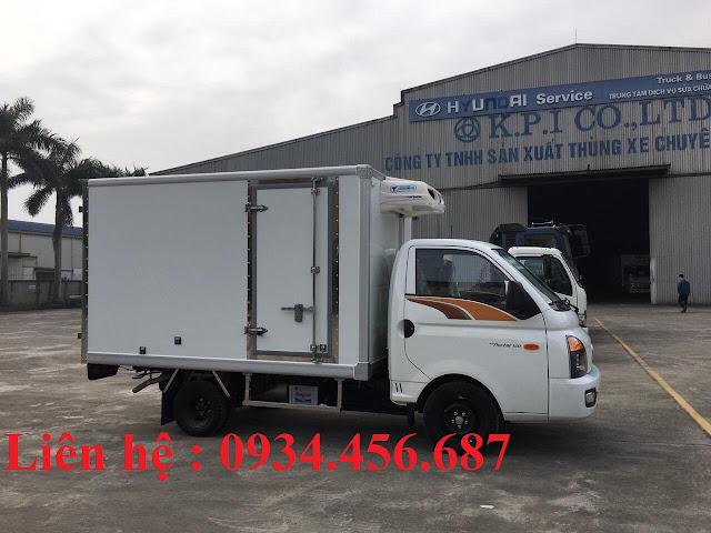Xe tải đông lạnh Hyundai H150 năm 2020