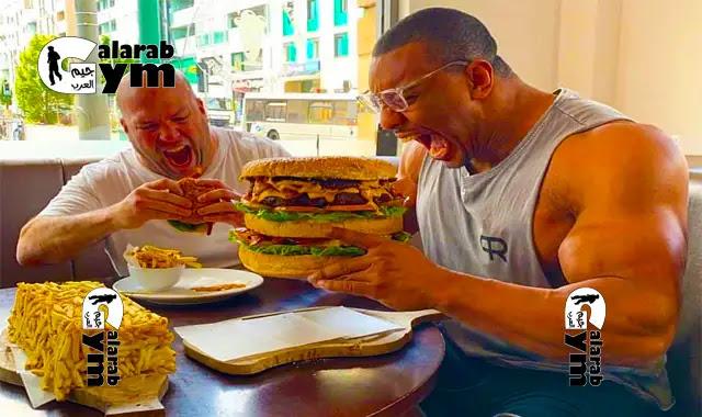 اهم ثلاث وجبات في اليوم Musculation