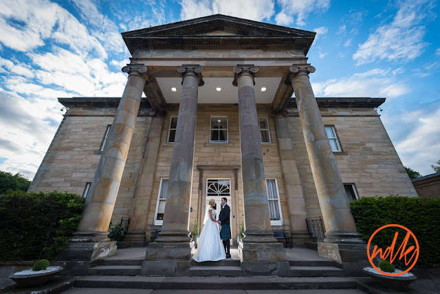 Balbirnie House Wedding Photography