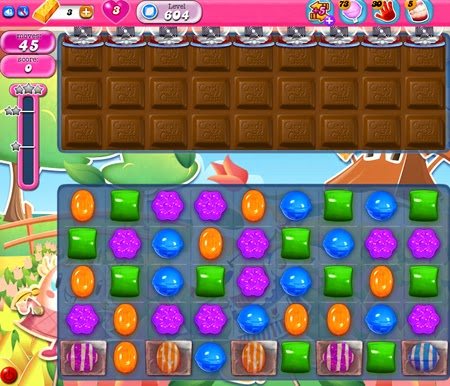 Candy Crush Saga 604