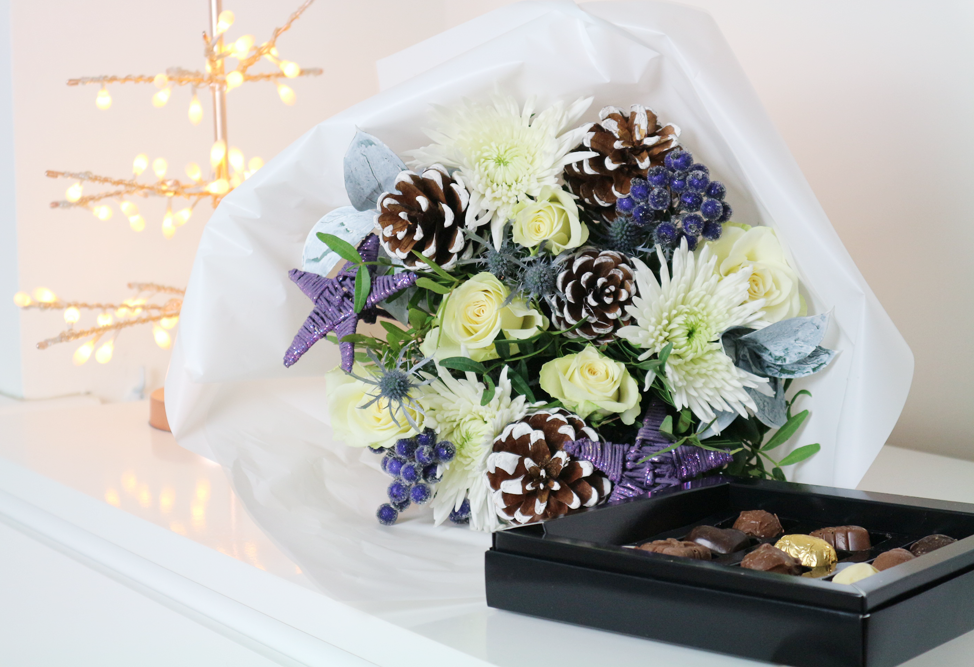 Flowers Christmas Gift