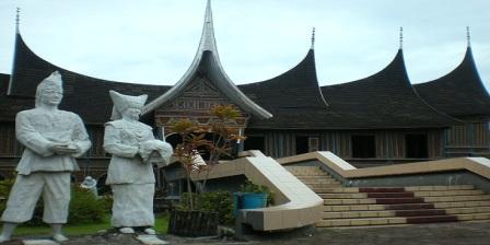 Museum Adityawarman Taman Mini ala Sumatera Barat