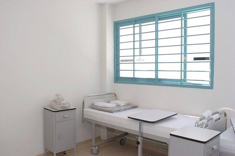 Así es la pieza donde Hernán Calderón hijo cumple prisión preventiva