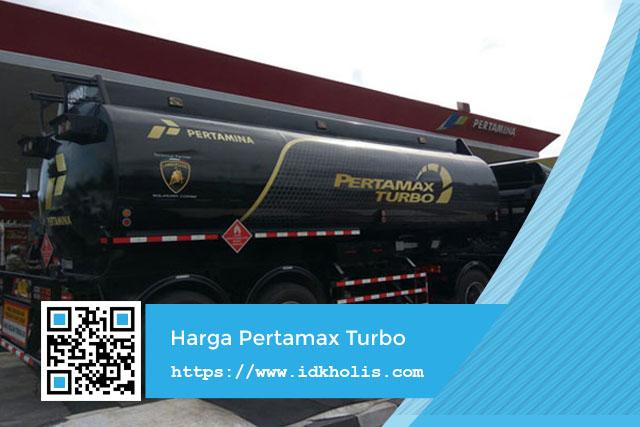 Penurunan Harga Pertamax Turbo 2020