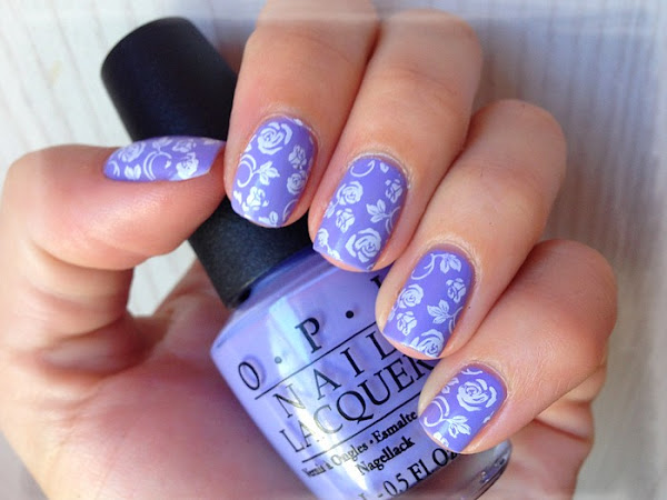 OPI - YOU'RE SUCH A BUDAPEST & KONAD