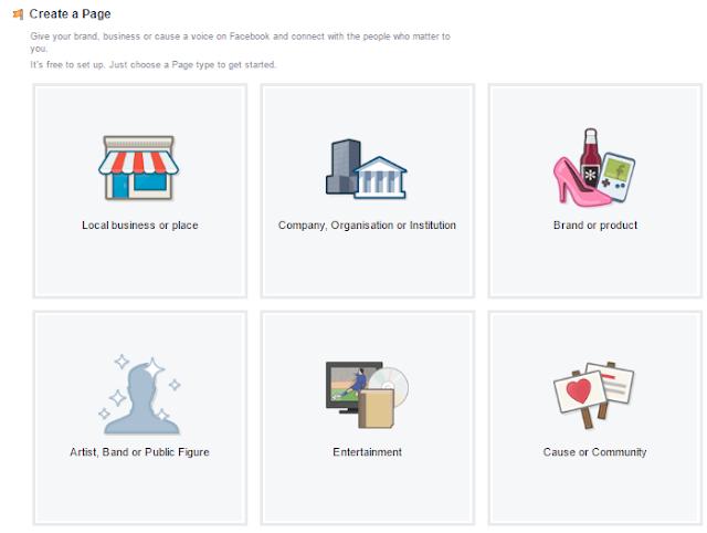 إنشاء صفحه فيسبوك , صفحه فيسبوك .