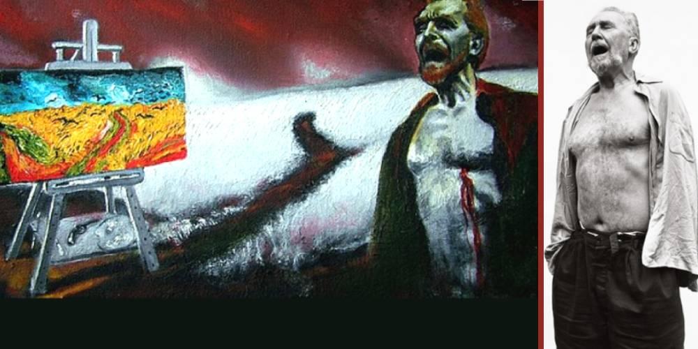 literatura paraibana waldemar jose solha shakespeare van gogh pintura romance teatro