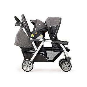 Discount Chicco Cortina Together Double Stroller Cubes