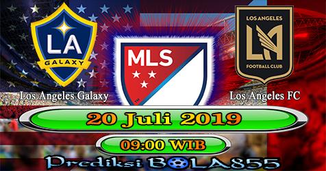 Prediksi Bola855 Los Angeles Galaxy vs Los Angeles FC 20 Juli 2019