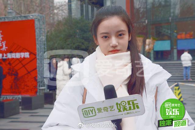 Sun Zhenni SNH48 Jalani Tes Ujian Masuk Perguruan Tinggi