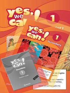 Yes we can 1° libro del alumno en PowerPoint