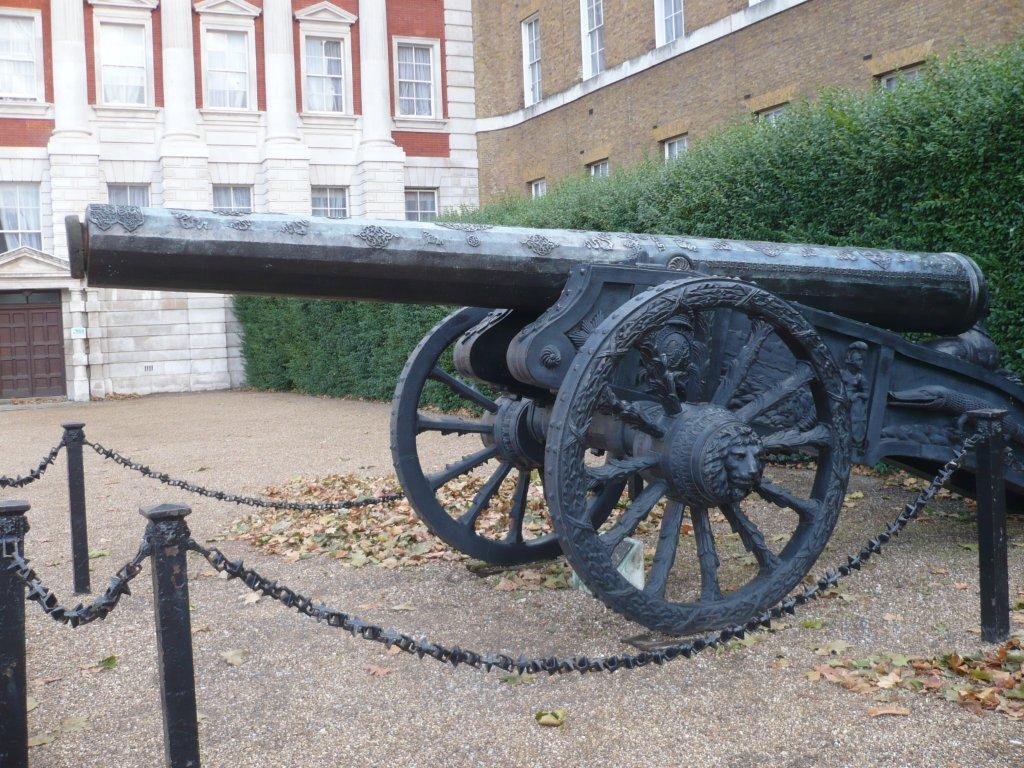 Margaret Muir The 16th Century Turkish Gun London