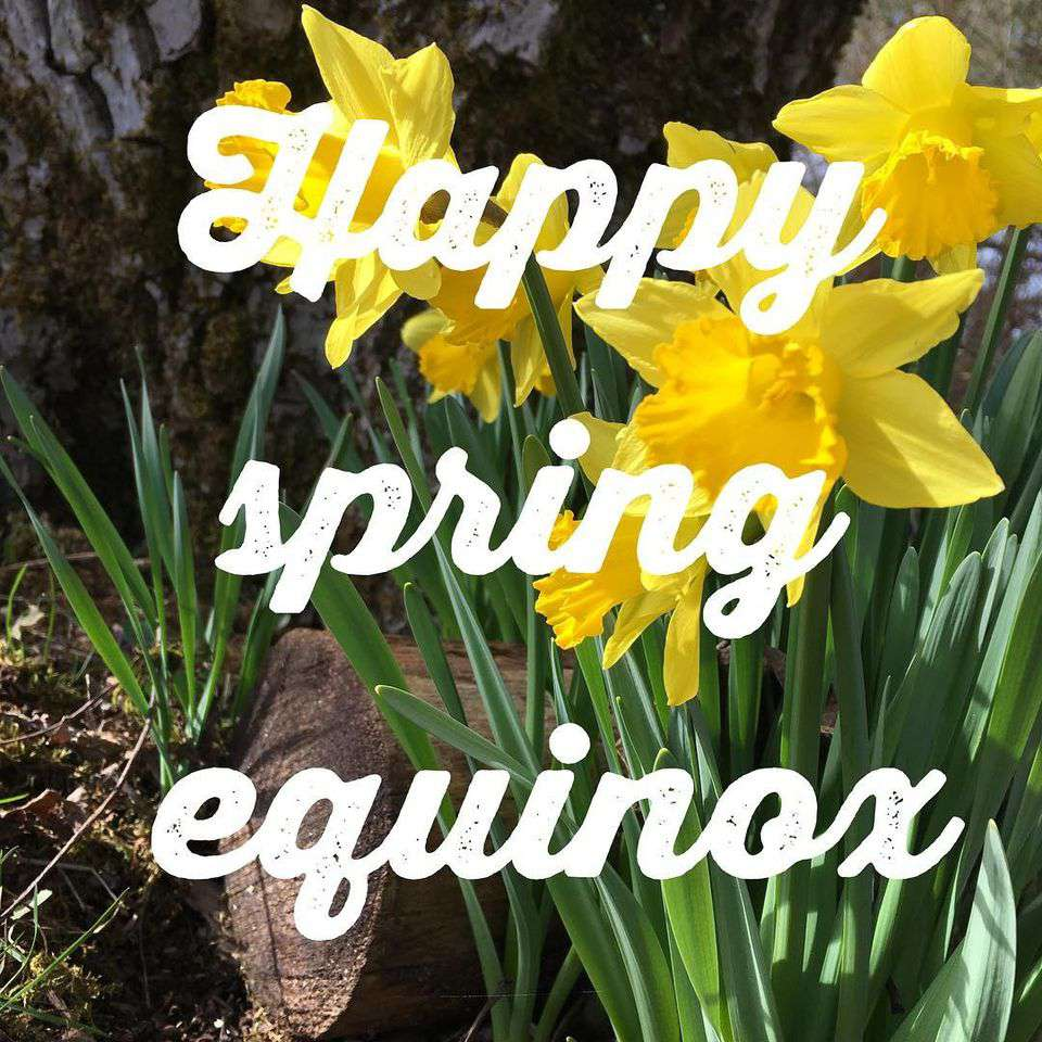 Spring Equinox Wishes Lovely Pics