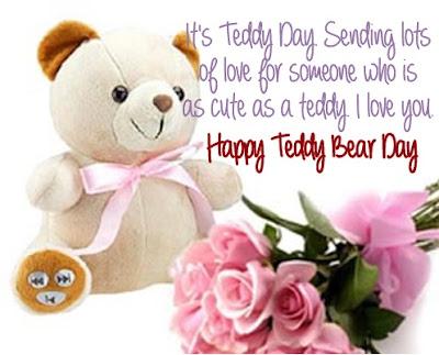 teddy day wallpaper