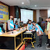 Panitia dan Peserta Seleksi Calon Anggota Polri Tandatangani Pakta Integritas di Polda Kalsel