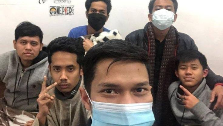 WNI di China: Kami Sangat Takut, Tolong Evakuasi Kami