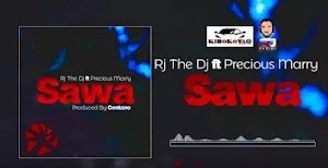 Download Audio | Rj The Dj ft Precious Marry - Sawa
