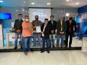 COVID 19-Câmara de Boa Vista doa R$ 35 mil para combate a pandemia no município
