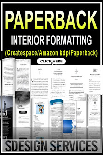 Formatted book ULTRA FAST ready for submission - manuscript into PDF document - KDP /  createspace