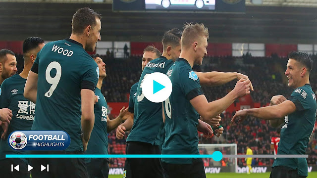 Southampton vs Burnley – Highlights