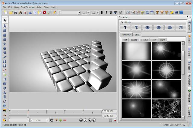 Aurora 3D Animation Maker 13.01.04 Full Version + Keygen ...