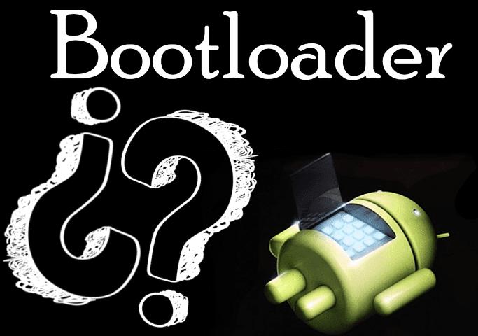 Qué es el bootloader