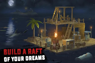 RAFT Original Survival Game Apk Mod Unlimited Money 1.38