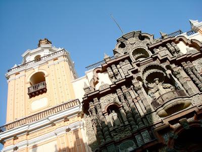 La Merced Church, knowing Lima, Lima city tour, Religious Buildings