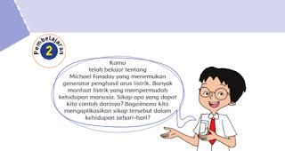 Jawaban Tematik Kelas 6 Tema 3 Subtema 1 Pembelajaran 2