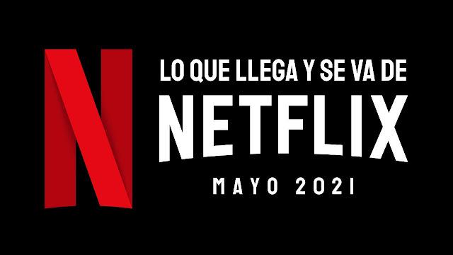 Estrenos en mayo 2021