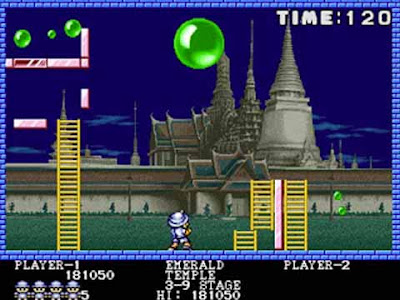 Pang versione arcade
