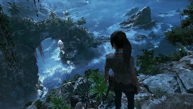 Imagem do Shadow of the Tomb Raider