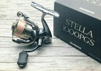 shimano stella 1000 pgs