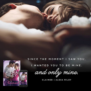Claimed, Alexa Riley