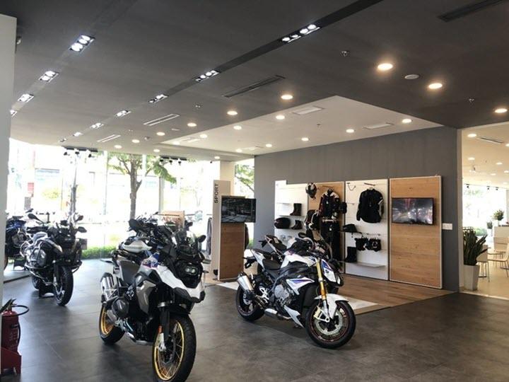 Showroom BMW chuẩn quốc tế tại Đà Nẵng
