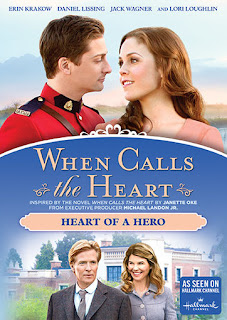 When Calls the Heart, Hallmark Channel, Hallmark series, daniel lissing, erin krakow
