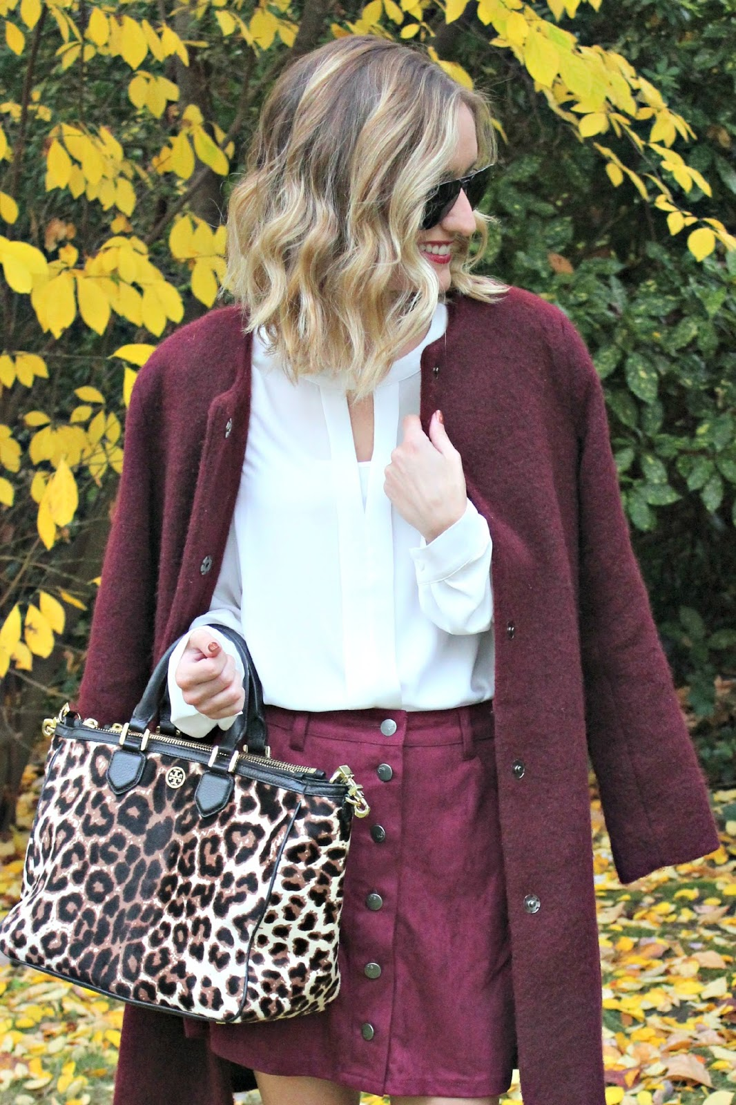 bb dakota button up coat