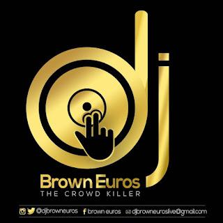 Dj Brown Euros - A Jam & Half ( Non-Stopped Party MP3 Mixes)
