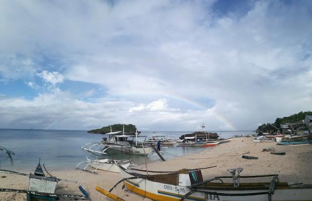 Carnaza Island, cebu