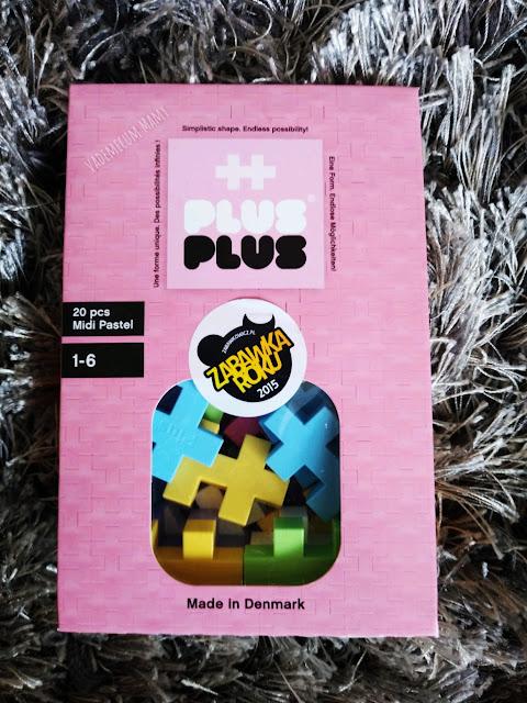 Klocki Plus-Plus. Super zabawa dla całej rodziny!