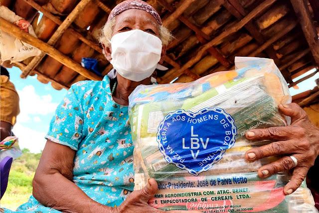 LBV celebra 45 anos de trabalho, amparando as famílias vulneráveis de Pernambuco